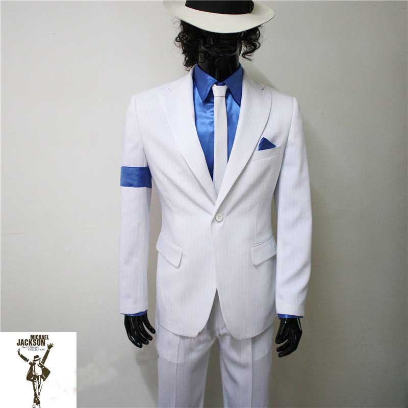 Michael Jackson Smooth Criminal Anzug Set